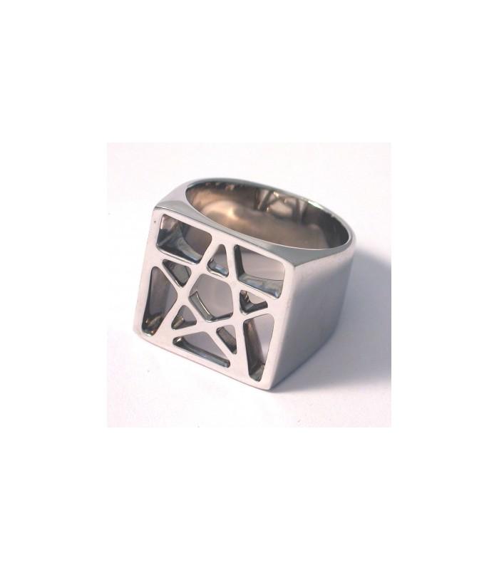 bague pour homme etoiles 133 4 bijouxmonic. Black Bedroom Furniture Sets. Home Design Ideas