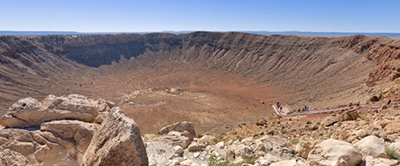 meteor-cratere