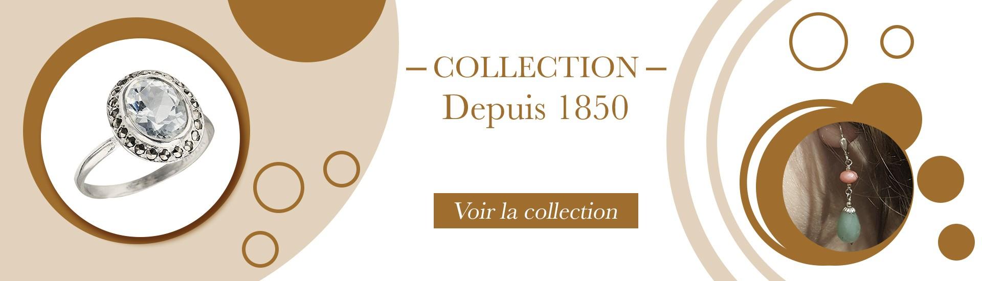 Collection Depuis 1850