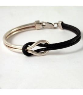 """Bracelet pour homme Navale """"068-2/28"""""""