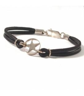 """Bracelet pour homme Etoiles """"133-1"""""""